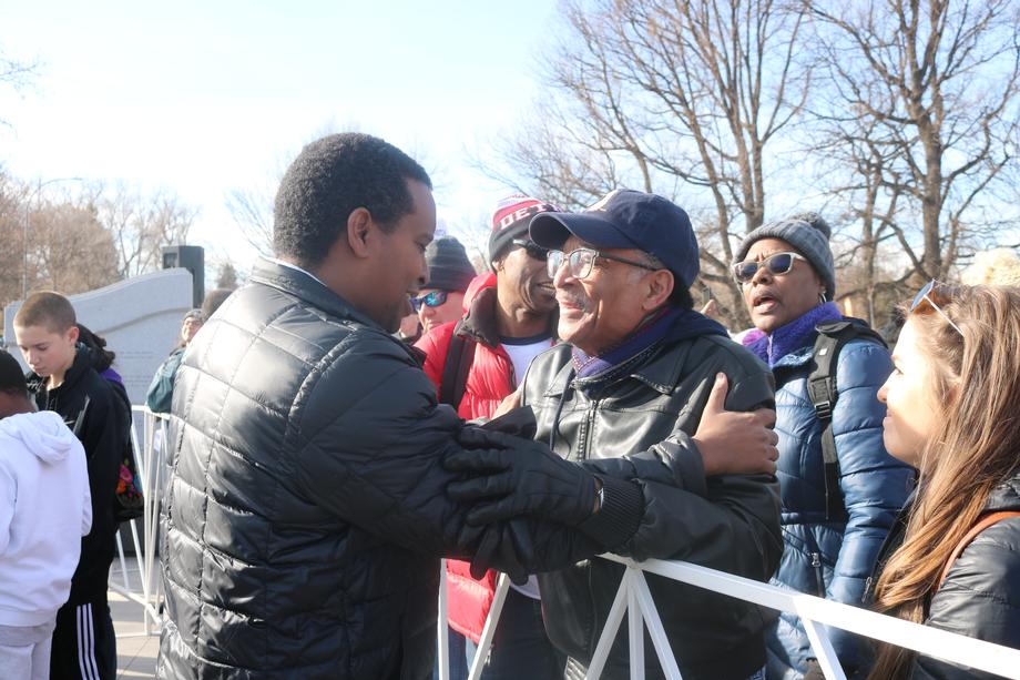 Rep. Neguse Attends 2020 MLK Day Events
