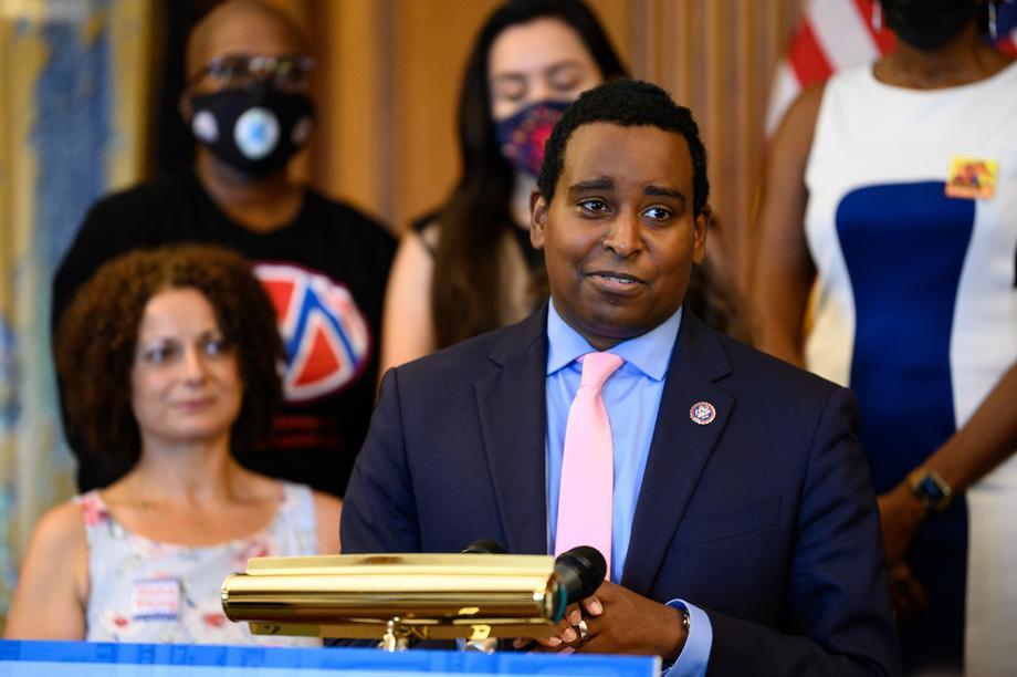 Rep. Neguse Discusses the Child Tax Credit